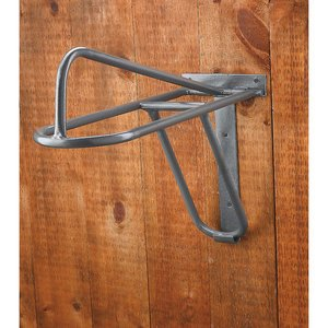 (High Country Plastics Folding Saddle Rack, Wall Mount )