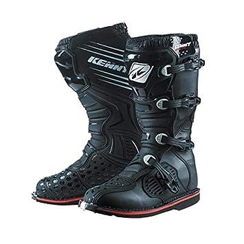 Kinder schwarz Kenny Motocross Stiefel