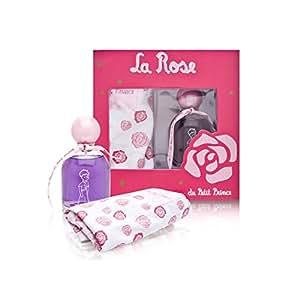 La Rose du Petite Prince 2 Piece Set Inlcudes: 3.4 oz Eau de Toilette Spray + Fabric Tote