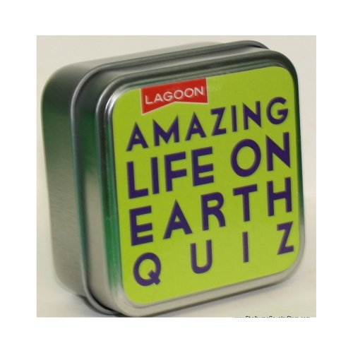 AMAZING LIFE ON EARTH QUIZ Tabletop Game
