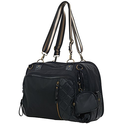 BABY ON BOARD Sac a Langer Daily Premium Noir/Bronze