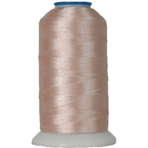 Threadart Polyester Machine Embroidery Thread By the Spool - No. 456 - Linen - 1000M - 220 Colors Available