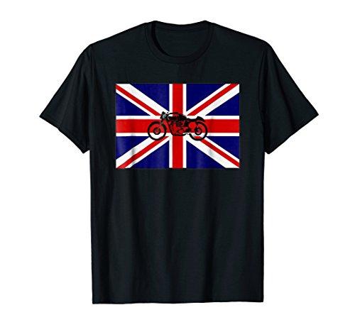 British Motorcycle T Shirts - 5
