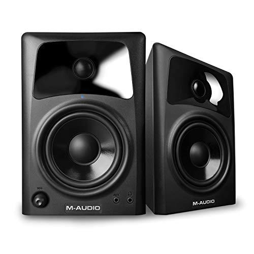 M-Audio AV42   Compact Active Desktop Reference