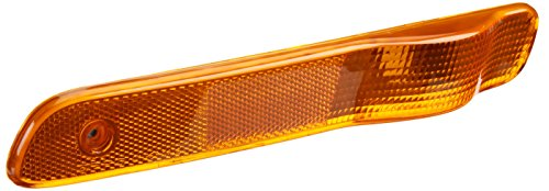 OE Replacement Saturn S-Series Front Driver Side Marker Light Assembly (Partslink Number GM2550183)