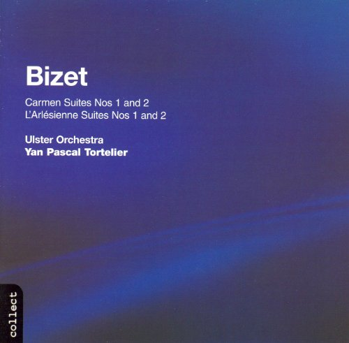 - Bizet: Carmen: Suites Nos. 1 and 2 / L'Arlesienne: Suites Nos. 1 and 2