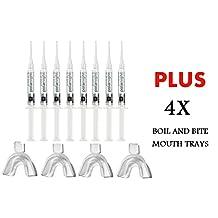 SDI PolaNight CP 16% 1.3g 8 Syringe Whitening Gel + 4 Thermoforming Trays