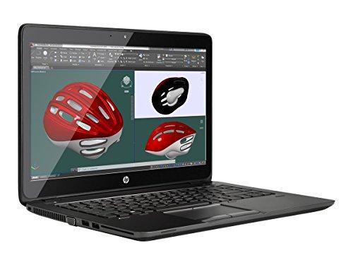 889296200277 - HP ZBook L3Z53UT#ABA 14-Inch Laptop (Black) carousel main 3