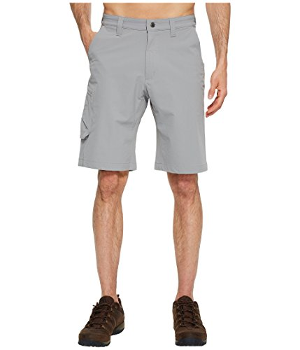 Mountain Khakis Men's Cruiser Short Relaxed Fit, Lunar, 32W 11In ()