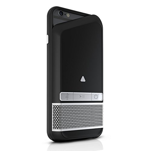 ZAGG Wireless Bluetooth Speaker and Battery Case for iPhone 6 / iPhone 6S