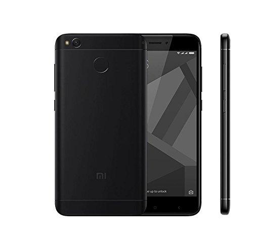 Xiaomi Redmi 4X 32Gb Black  5   Dual Sim  13Mp  Gsm Unlocked Global Model  No Warranty