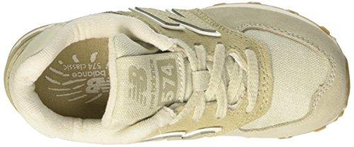 Marron Light Enfant Mixte Balance Beige Khaki Sneakers Kl574eap Basses New wq0nZPHp