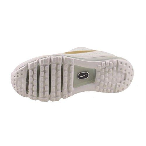 Nike Zapatillas Air Max 2017 (GS) Hueso/Dorado Talla: 36,5