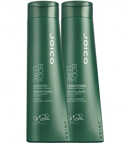 (Joico Body Luxe Thickening Shampoo and Conditioner 10.1 Oz Combo Pack)