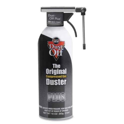 Wholesale CASE of 5 - Falcon Safety Dust-Off Plus-Dust Off Plus Cleaner, 10 oz.