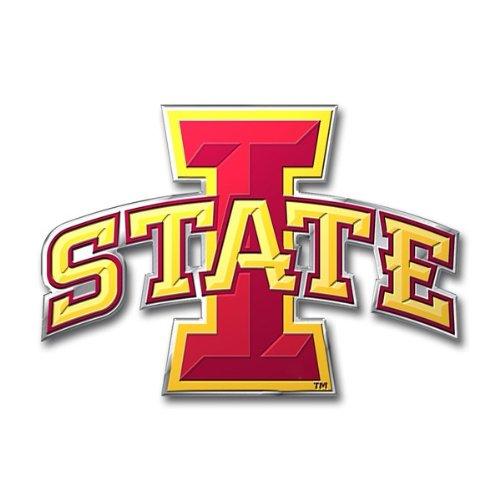 Team ProMark NCAA Iowa State Cyclones Die Cut Color Auto Emblem ()