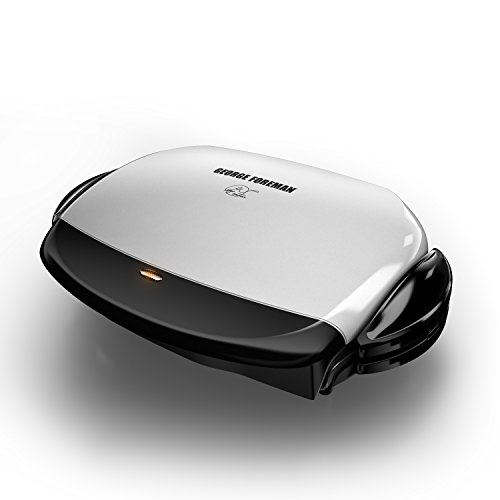 george foreman 5 serving grill - 6