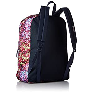 JanSport Superbreak Backpack- Sale Colors (Multi Flower Explosion)