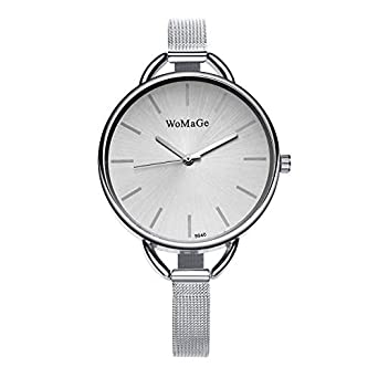 ZHANGZZ Reloj ONTHEEDGE Reloj de Gama Alta, Womage Reloj Pulsera ...