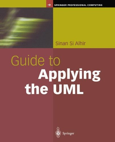 Download Guide to Applying the UML (Springer Professional Computing) Pdf