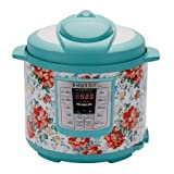 Pioneer Woman - Instant Pot - Vintage Floral - 6 Quart - Multi Use - Programmable Pressure Coooker - Slow Cooker - Rice Cooker - Saute - Steamer - Warmer - Exclusive - RARE