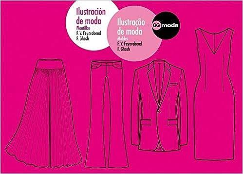 Ilustración de moda. Ilustraçao de moda: Plantillas. Moldes ...