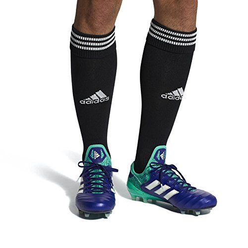 Adidas Copa 18.1 Fg Cleat Mens Unità Calcio Inchiostro / Verde Aero / Noleggi Grigio