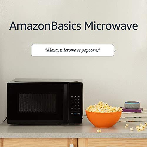 AmazonBasics Microwave image 5