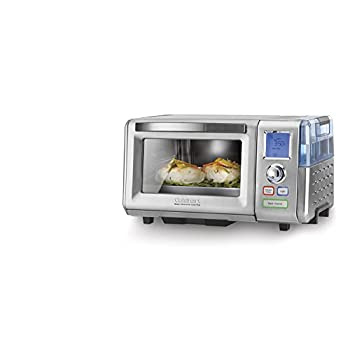 Image of Home and Kitchen Cuisinart CSO-300N1 Convection, Stainless Steel Steam & Convection Oven, 20x15