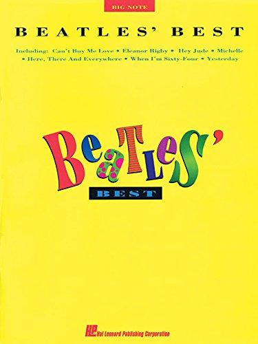 Beatles Piano Book - Beatles Best