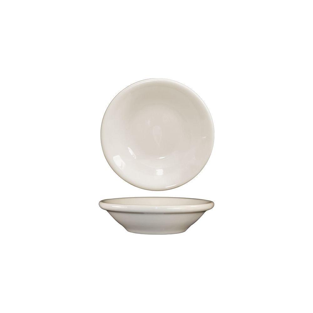 International Tableware RO-11 White 4.5 Oz Fruit Bowl - 36 / CS