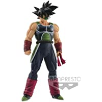 Banpresto Dragon Ball Z-Grandista Resolution of Soldiers Figure-Bardock, 28 cm, 26735