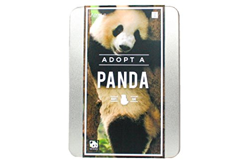 Gift Republic Adopt a Panda Gift - Registration Newsletter