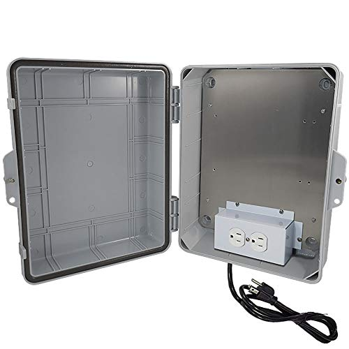 Altelix NEMA Enclosure 14x11x5 (9.5
