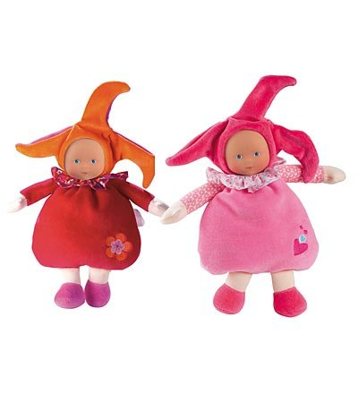 Dolly Corolle (Corolle Babicorolle Elf Candy Flowers Doll)