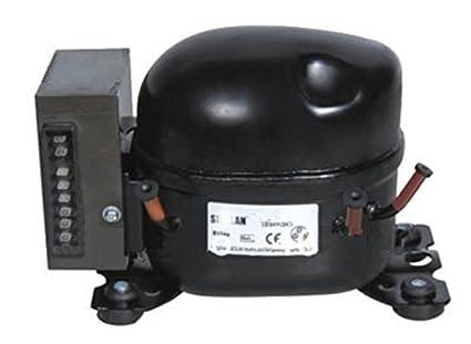 GOWE DC 12V/24V compresor para dispensador de agua pequeño refrigerador pequeño congelador para coche