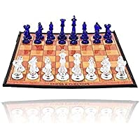 CloudConcept 13 in 1 Family Board Game Including Chess, Travel Bingo, Ludo and Racing Game for Kids (13 in 1 Magnetic…