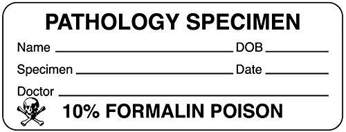 Pathology Label, 3'' x 1-1/8''