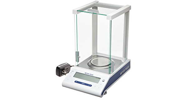 Ohaus PA84C Pioneer Analytical Balance 85g x 0.0001g with Internal Calibration