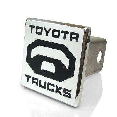Toyota Tundra Logo Tow Hitch Cover 4332984362