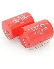 aabbcc 2pcs MKP CYCAP 10uF 400v MKP-kondensotor Capacitor Tubular Audio Capacitor