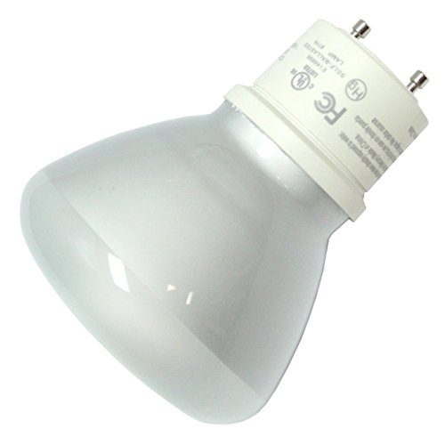 (12-Pack) TCP 33116R30 16W 2700K GU24 Base Covered CFL R30 Flood Lamp, 65W Equivalent