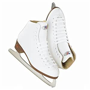 Riedell 10 RS Girls Figure Skates - Size 9 Junior