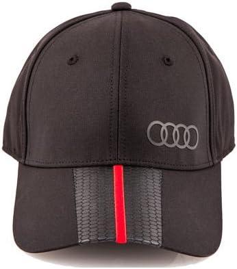 Audi 3131401000 Gorra Unisex Premium, Negro: Amazon.es: Coche y moto
