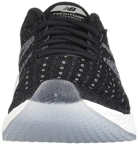 Donna Fresh Foam Running Scarpe Black white Zante New castlerock Balance Pursuit 06x5wA