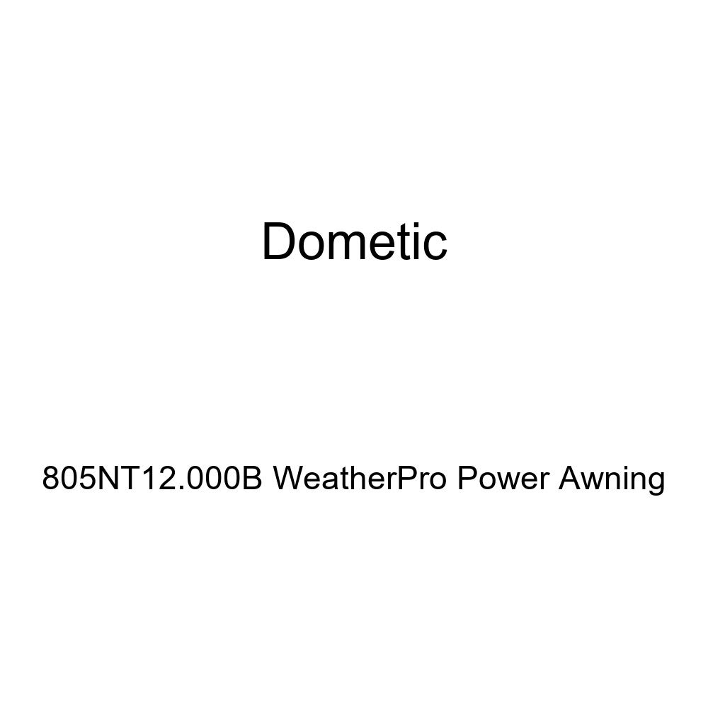 Dometic 805NT12.000B WeatherPro Power Awning
