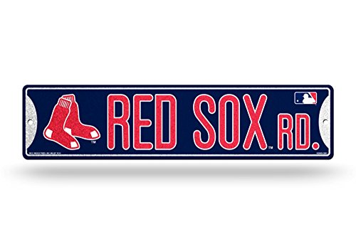 Boston Red Sox Street Sign - 5