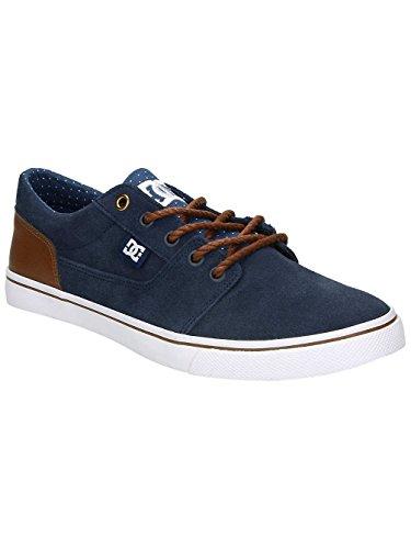 Shoe J Dc white brown Se Blue Xkbb W Donna Sneaker Bleu Tonik Basse q4qItf
