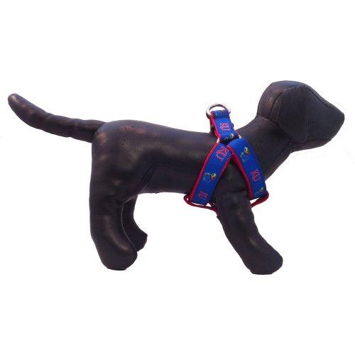 All Star Dogs NCAA Kansas Jayhawks Collegiate Dog Harness, Medium