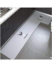 Comfort Keukenmatten En Keukenlopers, Antislip Keukentapijt, PVC Antislip Loper, Wasbaar Tapijt Voor Hal, Keuken, Entree